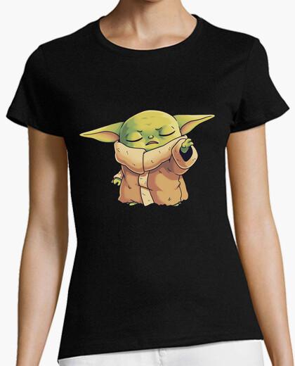 Camiseta Baby Yoda Mandalorian Jedi Master