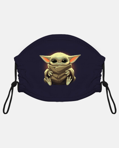 Baby Yoda Strong in Me Cuteness Is