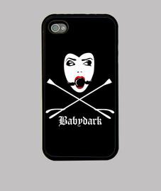 babydark cover iphone 44s