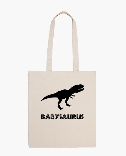 Bolsa Babysaurus
