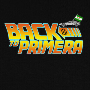 Camisetas Back to Primera