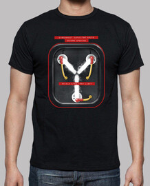 Back to the future - flux capacitor