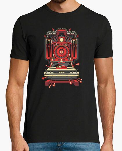 Tee-shirt Back to the future III