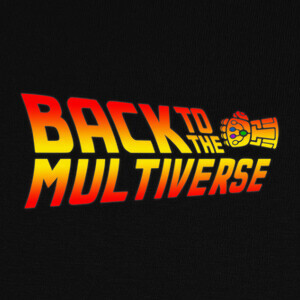 Camisetas Back to the multiverse