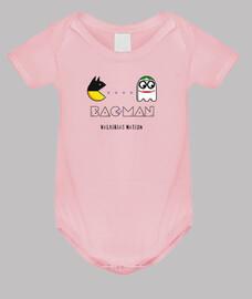 Bac.man para bebé