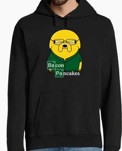 Bacon Pancakes Mens Hoodie hoody