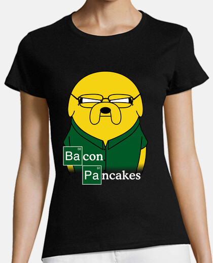 Bacon Pancakes Womens Tee
