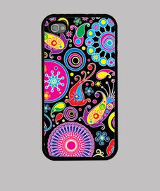 Bacterias coloridas