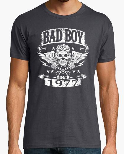 Tee-shirt Bad boy since 1977