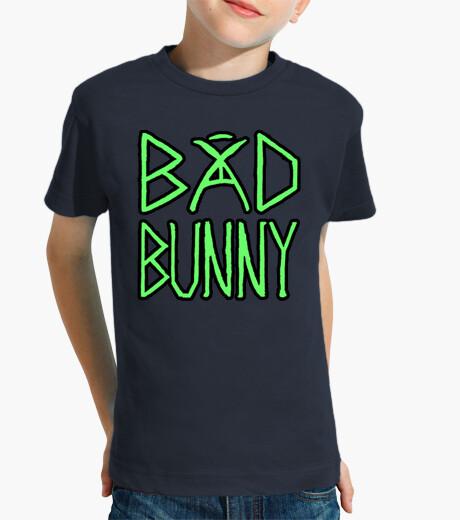 Ropa infantil Bad Bunny (Verde)