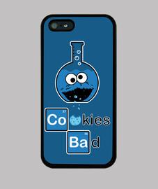 bad cookies iphone 5