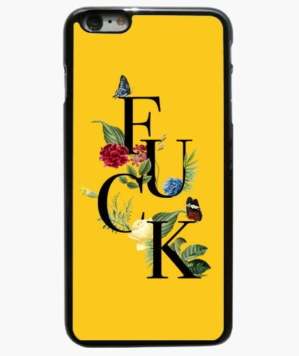 Funda iPhone 6 Plus / 6S Plus Bad Flowers