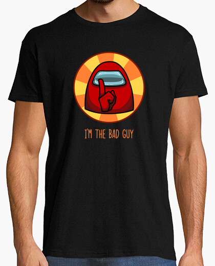 Bad guy - man t-shirt - man t-shirt