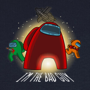 Camisetas Bad guy V. 2