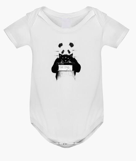 Ropa infantil Bad panda