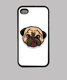 Bad Pug (iphone 4/4S)
