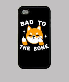 bad to the bone case