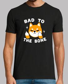 bad to the bone t shirt