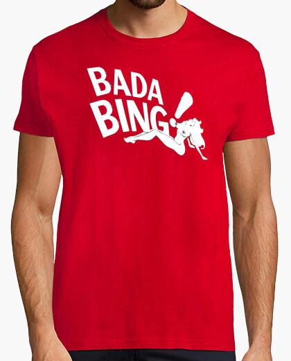 Camiseta BADA BING!