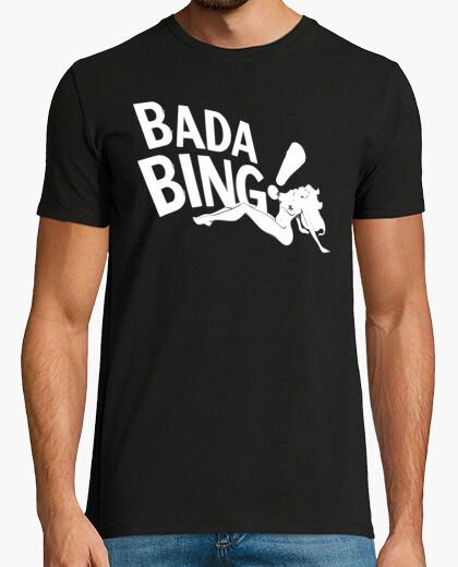 Camiseta Bada Bing (Los Soprano)