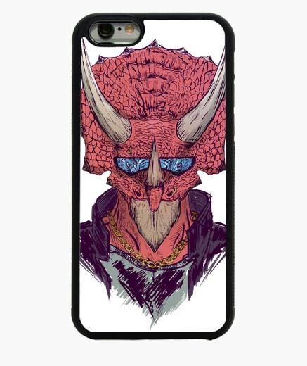 Funda iPhone 6 / 6S Badass Triceratops