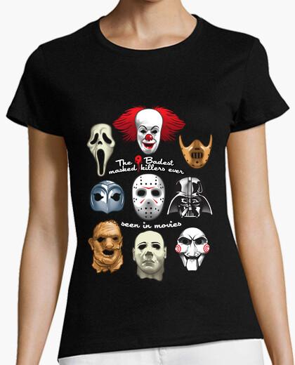 Tee-shirt Badest Masked killers