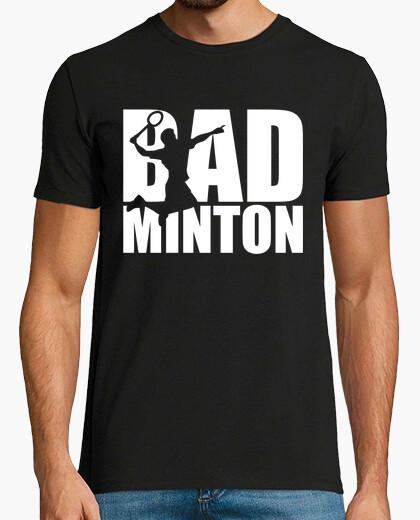 Camiseta bádminton