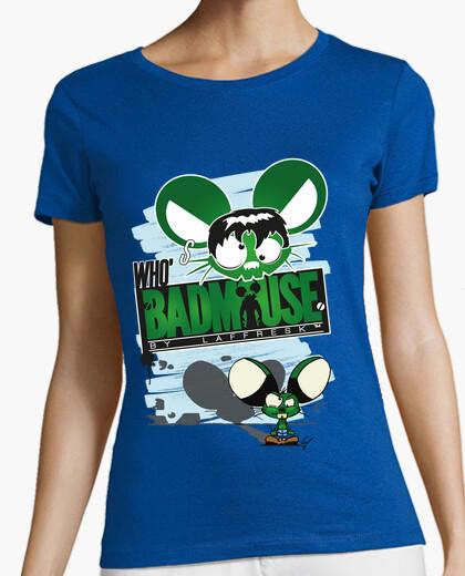 T-Shirt badmouse hulk