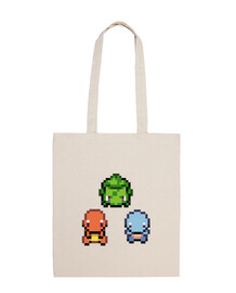 bag - pokemon trio