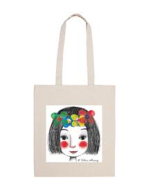 Bag Spring Girl