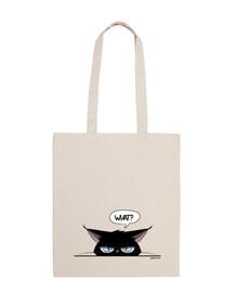 baggrumby black cat