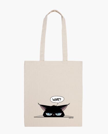 Sac baggrumby chat noir