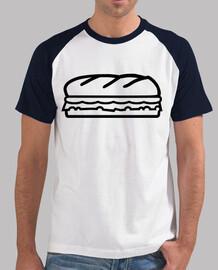 baguette de sándwich