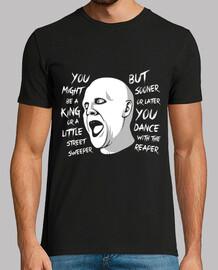 baila con la camiseta / billetera reaper ted / ted / mens