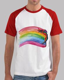 Bailando en el arcoiris