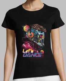 bailar señor de la camisa para mujer