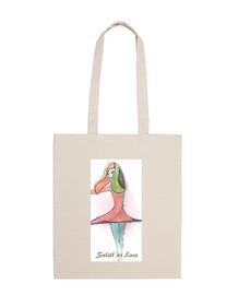 bailarina dautrefois - bolso de hombro