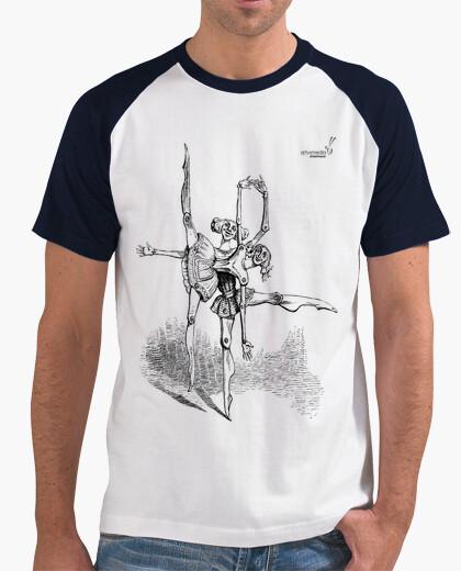 Camiseta Bailarines