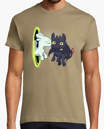 Tee-shirt baiser fureur