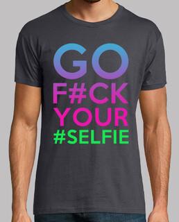 baiser votre selfie