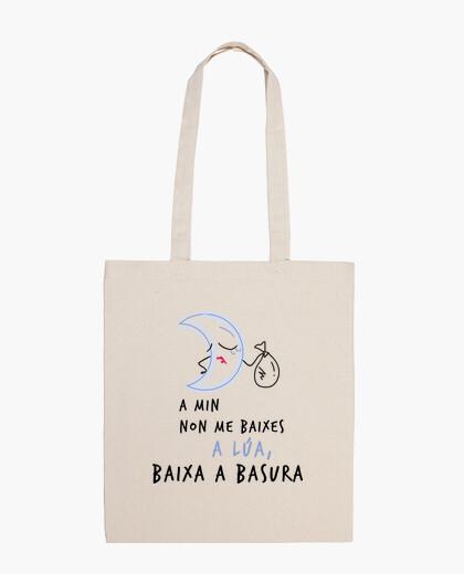 Bolsa BAIXA A BASURA
