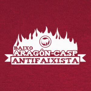 T-shirt Baixo Aragón-Casp Antifaixista
