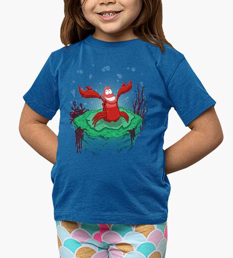 Ropa infantil Bajo el mar