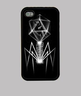 bakteriophagenfall iphone 4 / 4s