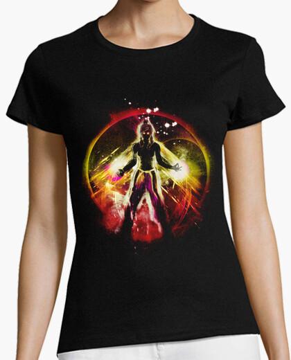 Camiseta balancing universe