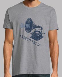 balançoire electro bleu