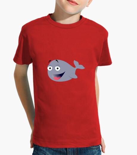 Vêtements enfant baleine