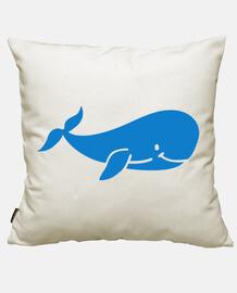 baleine bleue mignonne
