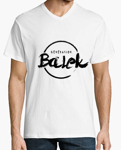 Camiseta balek generación