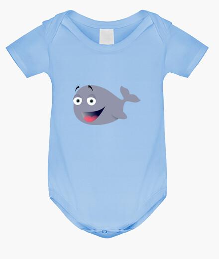 Abbigliamento bambino balena